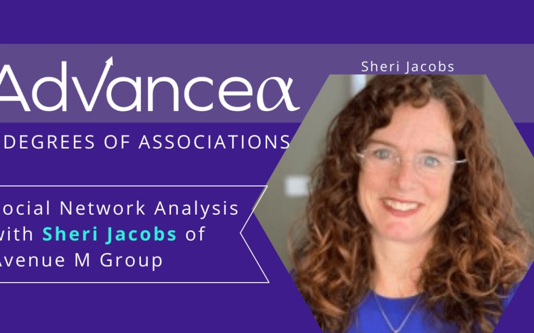 Building DE&I Through Social Network Analysis with Sheri Jacobs