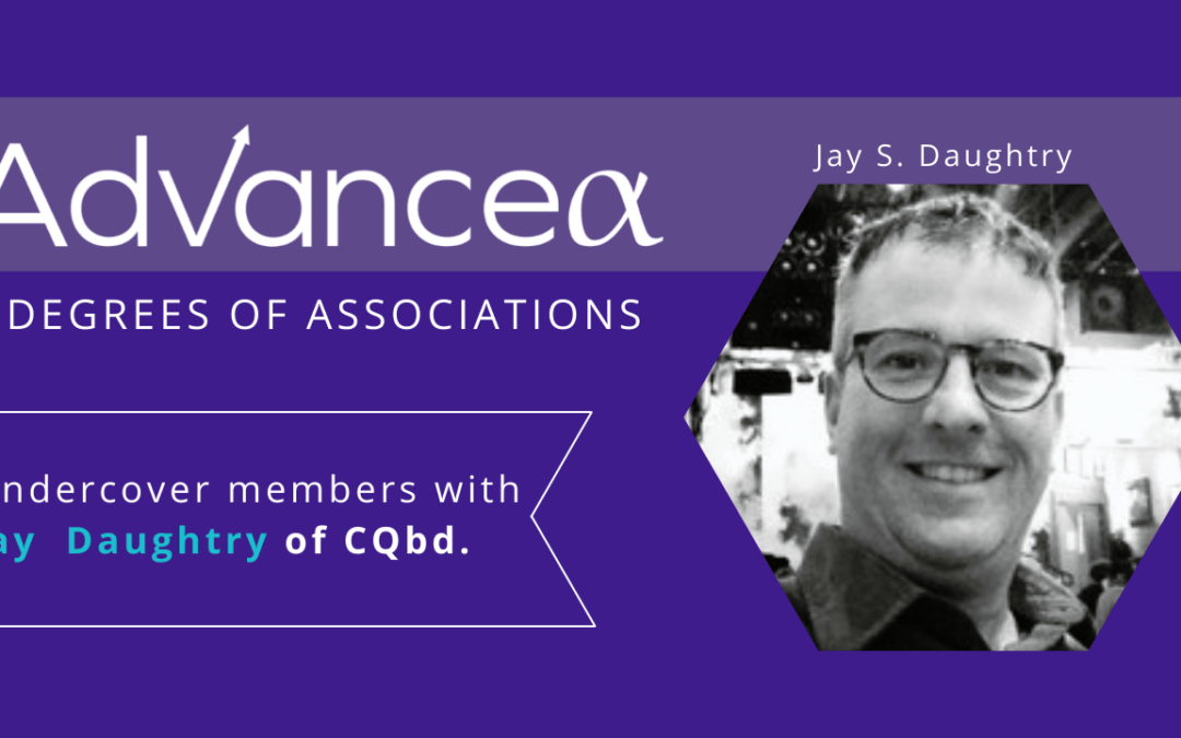 Undercover Member Programs with Jay Daughtry of CQbd