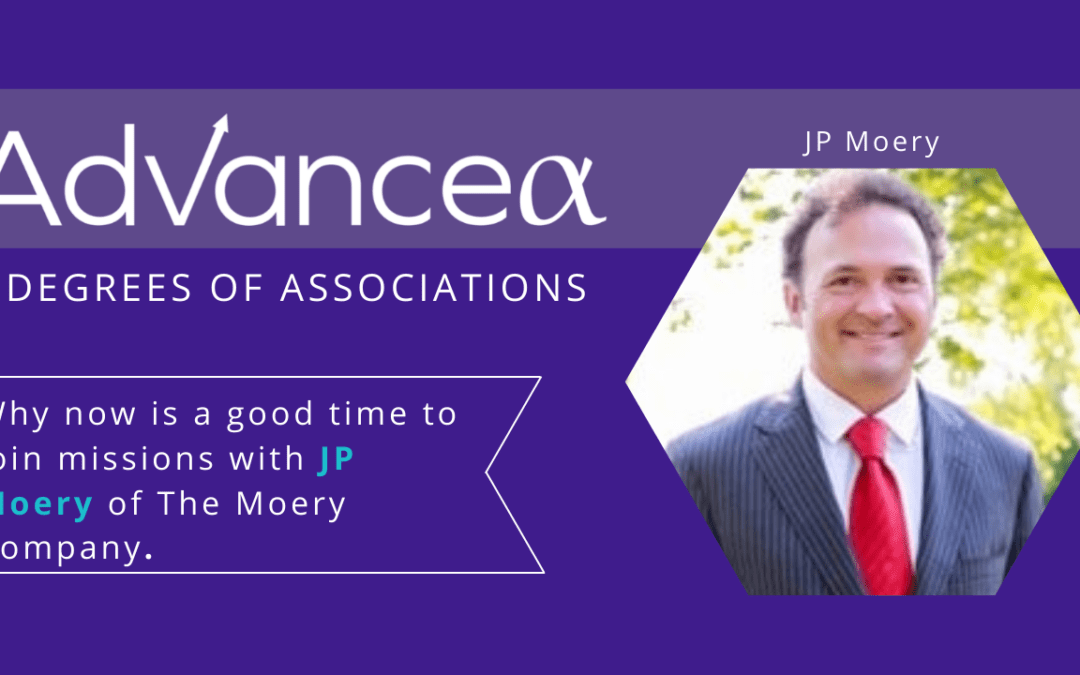 Joining Forces with JP Moery of The Moery Company